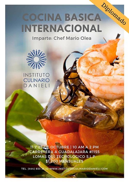 Instituto culinario danieli for Curso de cocina basica pdf