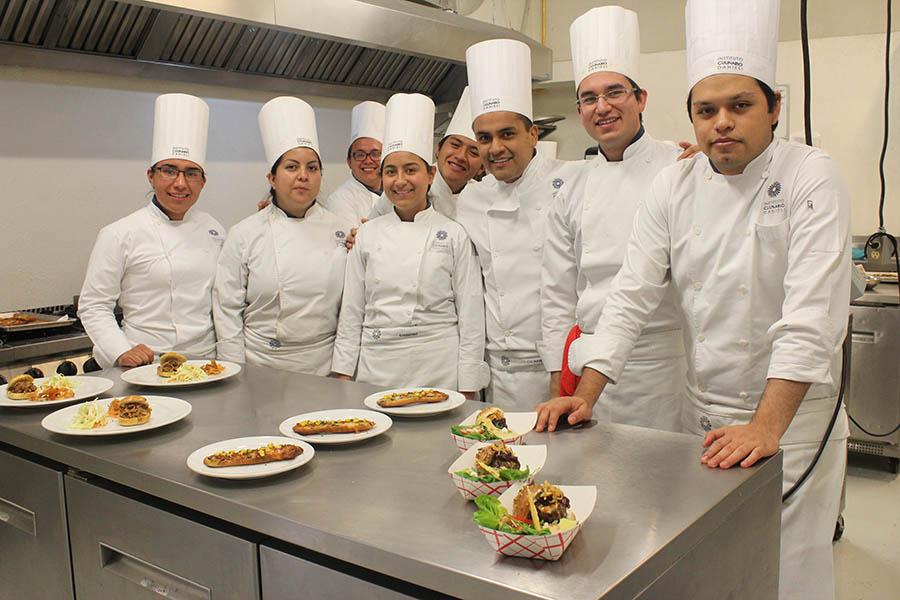 Instituto culinario danieli lic en adminsitraci n - Carrera de cocina ...